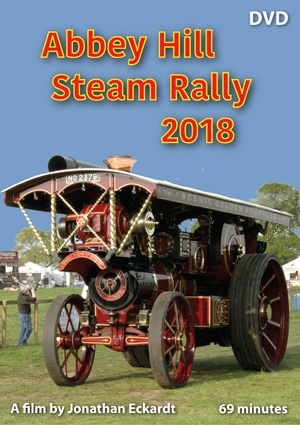 Abbey Hill Steam Rally DVD 2018